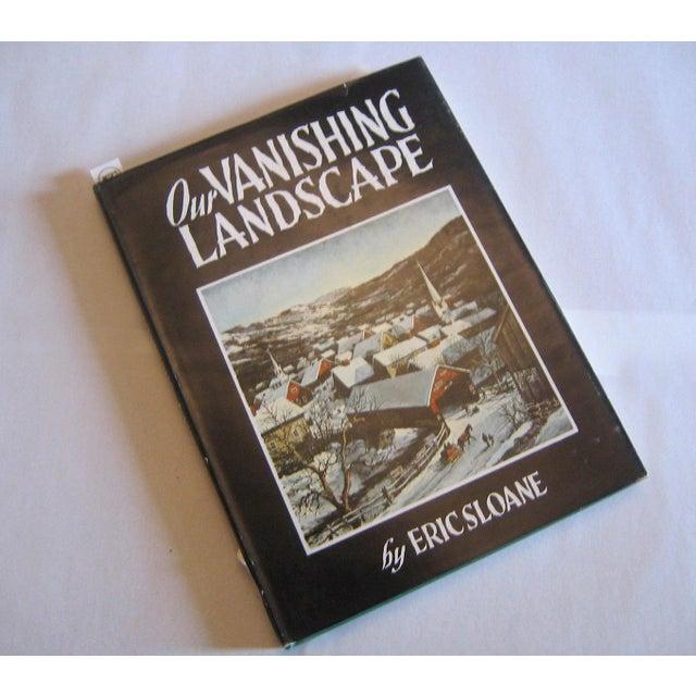 Eric Sloane Vintage 'Our Vanishing Landscape' Book - Image 2 of 5