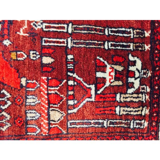 Baluchi Persian Handmade Rug - 2′6″ × 4′6″ - Image 6 of 9