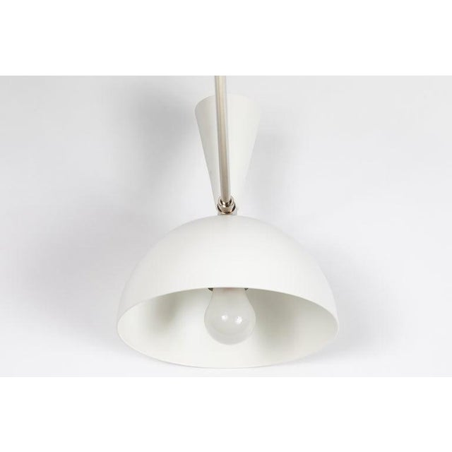 Modern Three-Cone 'Lola Ii' Chandelier For Sale - Image 11 of 13