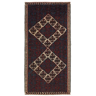 Rug & Relic Semi-Antique Van Turkish Kilim | 2'7 X 5'4