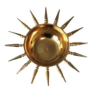 Spiked Decorative Bowl