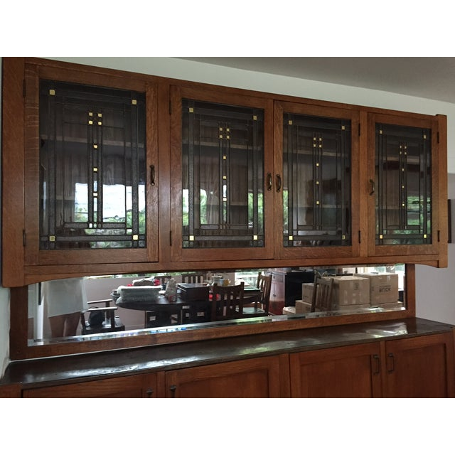 Craftsman Wall Cabinet - Image 3 of 9