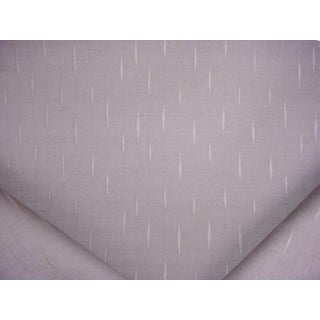 Traditional Kravet Couture Fluxus in Alloy Gray Geometric Upholstery Fabric - 2-3/8y For Sale
