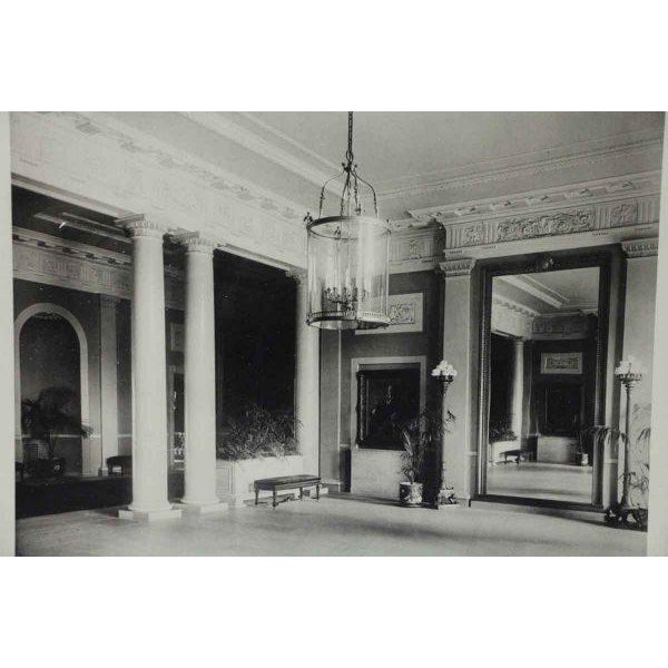 Framed Photo of the Interior of the White House For Sale - Image 5 of 8