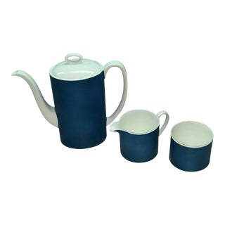 Wedgwood Coffee Service Pieces - Set of 3 For Sale