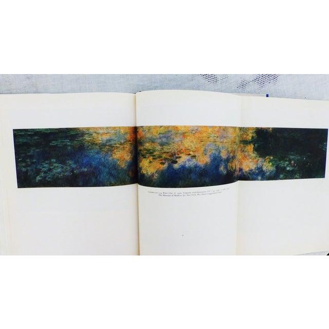 Vintage 'Monet, a Retrospective' Hardcover - Image 7 of 11