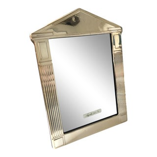 925 Silver Neoclassic Frame