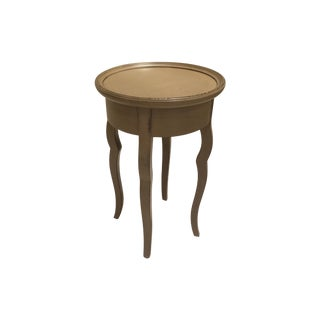 Baker Milling Road Louis XIV Chairside Table For Sale