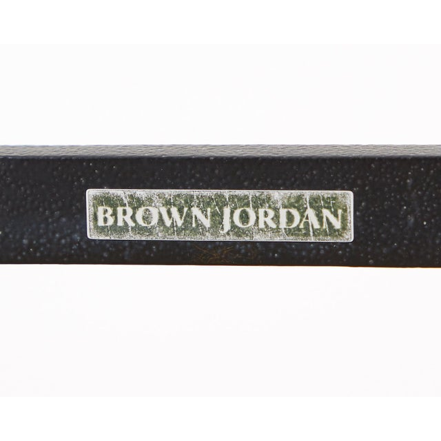 Brown Jordan Venetian Patio Lounge Chairs - Set of 10 For Sale In San Francisco - Image 6 of 11