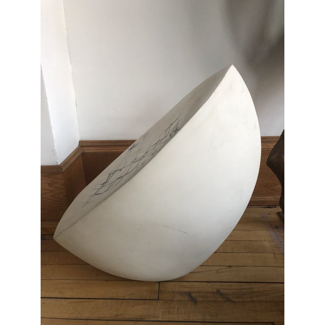 Large Contemporary Ceramic Sculpture For Sale In Chicago - Image 6 of 7