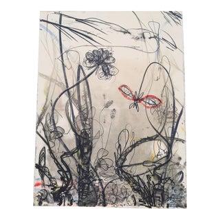 Nancy Lasar Wild Things #1 2016 For Sale