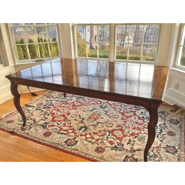 French Country Distressed Dining Table For Sale - Image 10 of 10