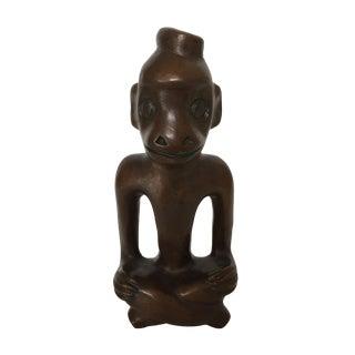 Bronze Sculpture of Monkey For Sale