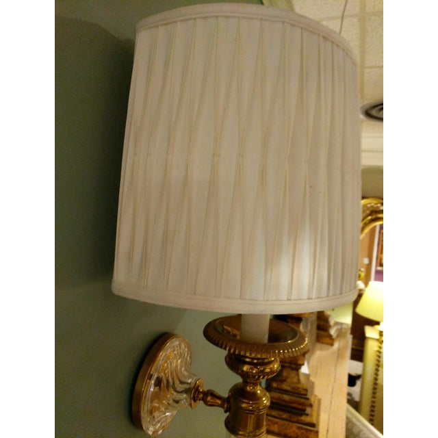1970s Rare Paul Hansen Hollywood Regency Sconces - a Pair For Sale - Image 5 of 8