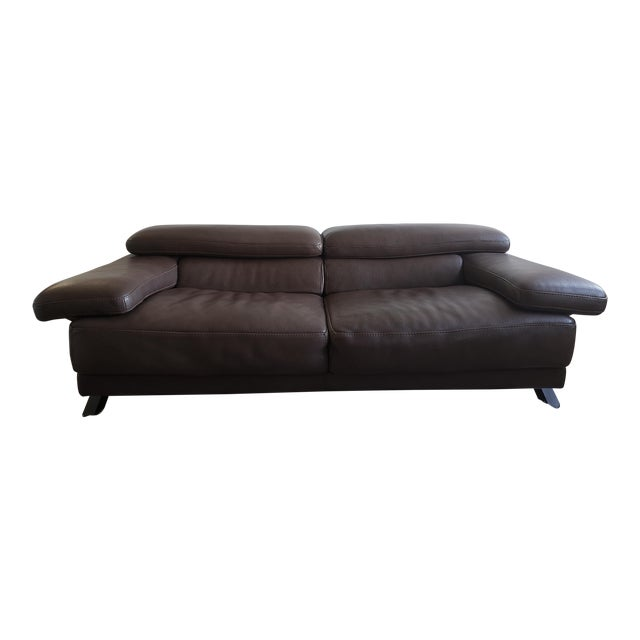 Roche Bobois Syntaxe Sofa For Sale