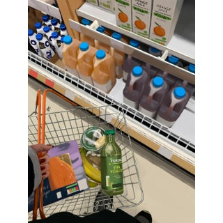 """""""Groceries"""" Contemporary Still Life Print For Sale"""