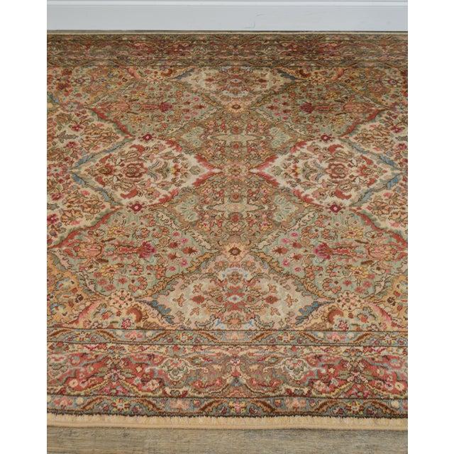 Textile Karastan Empress Kirman 5'9 X 9' Rug For Sale - Image 7 of 12