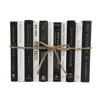 Modern Piano Colorpak : Decorative Books in Black and White