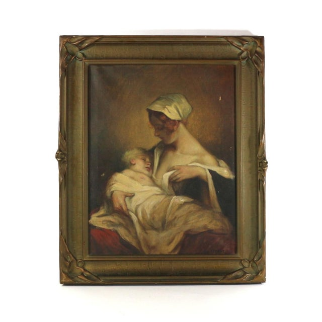 Geza Udvary 1900s Fine Oil Painting - Image 1 of 8