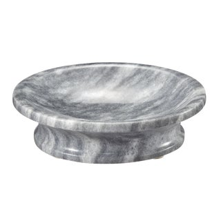 Gray Marble Soap Dish For Sale
