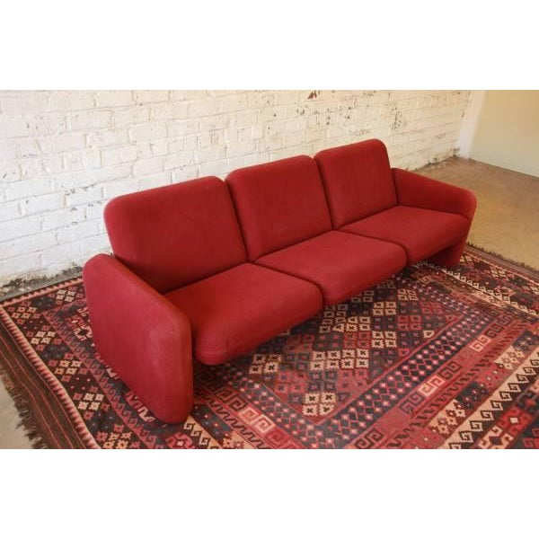 Chiclet Sofa by Ray Wilkes for Herman Miller - Image 5 of 6