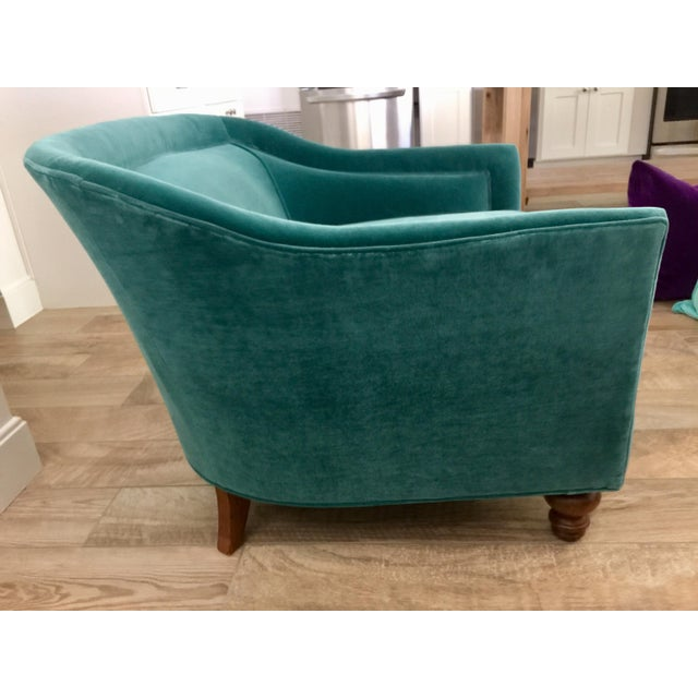 This beautiful chair is from Anthropologie and is like new as it has seen minimal usage since purchase. Anthropologie's...
