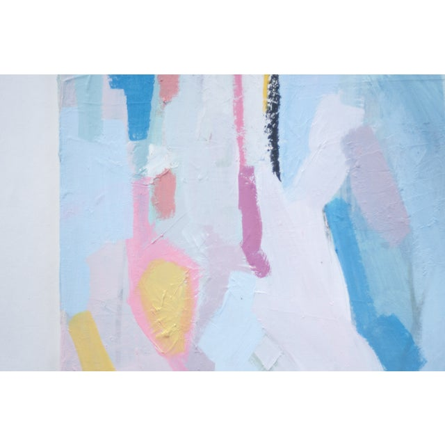 Original Abstract Painting by Brenna Giessen - Image 4 of 4