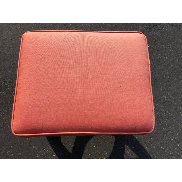 Pair Modern Decorator Stools For Sale - Image 10 of 11