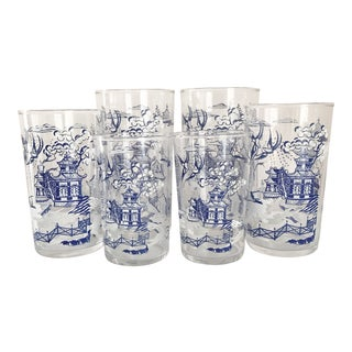 Johnson Brothers Blue Willow Drinkware