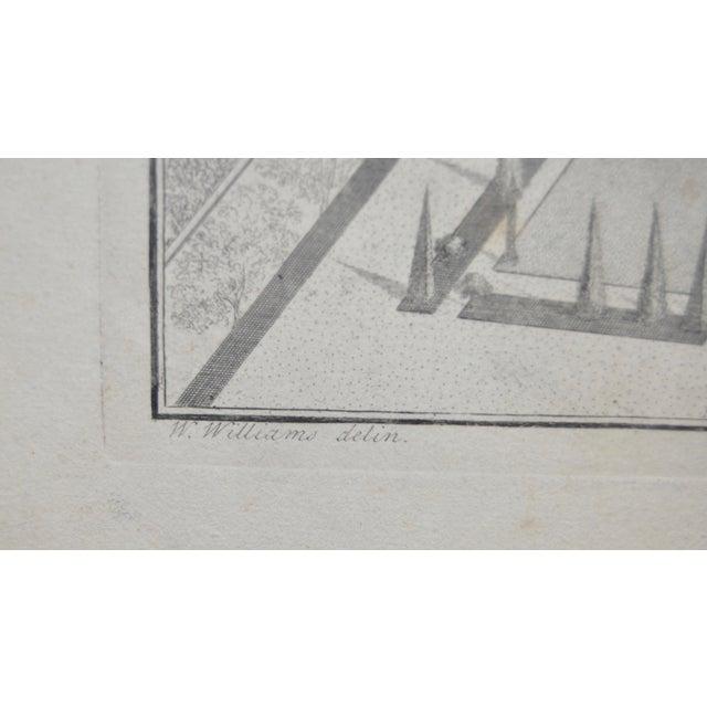 Rare Birdseye View of Wadham College Engraving - Image 5 of 10