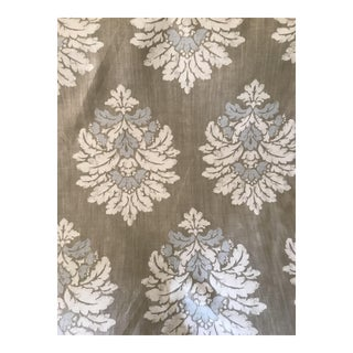 """Colefax and Fowler """"Buckland"""" Fabric in Beige - 4 Yards"""