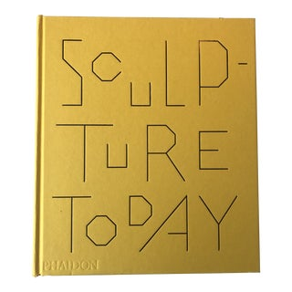 Sculpture Today Hardback 2007 For Sale