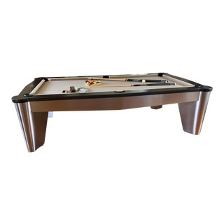 Excalibur Contemporary Pool Table For Sale