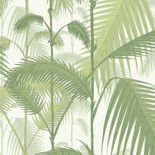 "Cole & Son ""Palm Jungle"" Classic Wallpaper Rolls X 6"