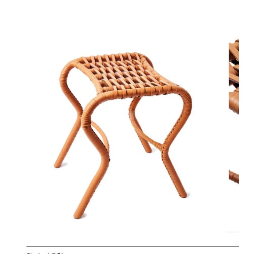 BATA means shoes in Yoruba. Inspired by the concept of Journey and 'walking in someone's shoes'. The BATA stool's identity...