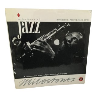 Vintage Jazz, a Chronological History of Jazz Music in Photographs For Sale