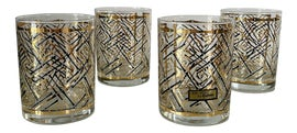 Image of Mid-Century Modern Lowball Glasses