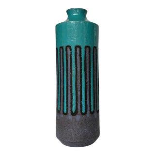 Aldo Londi for Bittosi Ceramics, Signed Vase For Sale