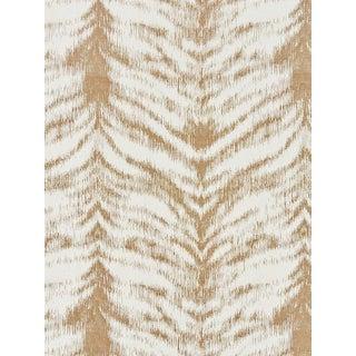 Sample, Scalamandre Safari Weave, Fawn Fabric For Sale
