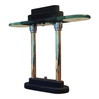 1980s Robert Sonneman Kovacs Lighting Desk Lamp For Sale