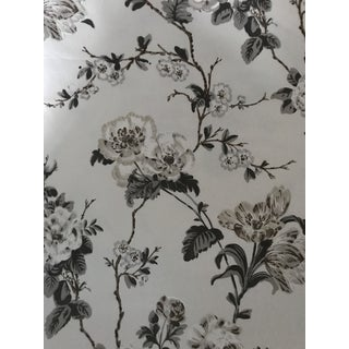 Schumacher Betty Designed by Veere Grenney Backed Cotton Chintz Fabric - 10 Yards For Sale