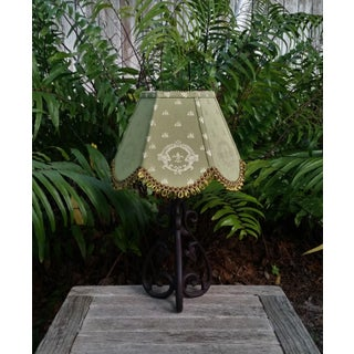Scalamandre Napoleon Bee Fabric Lamp Shade Preview