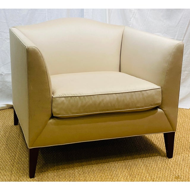 Club Chair by Baker Furniture For Sale - Image 11 of 11