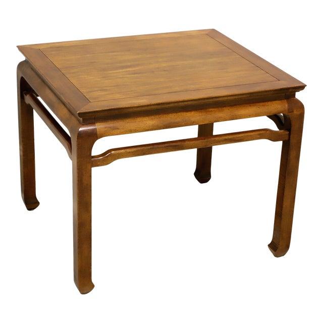Century Chin Hua Raymond Sobota Asian Chinoiserie Accent Table For Sale