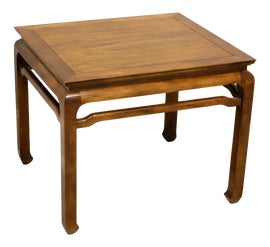 Image of Asian Side Tables