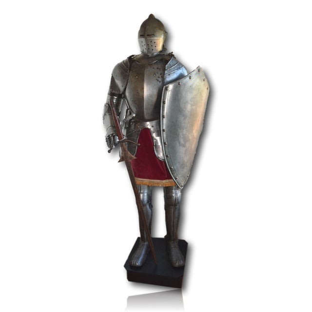 Repro Brogan Medieval Suit of Armor - Image 2 of 11