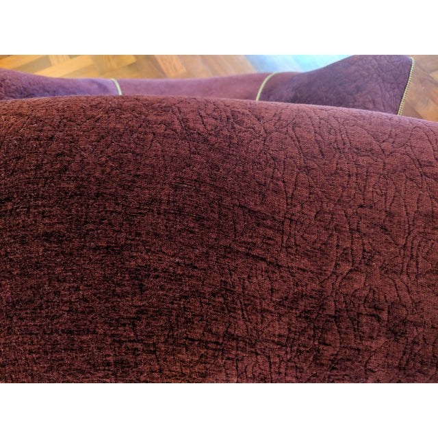 """1980s Donghia """"Shell"""" Chair For Sale In New York - Image 6 of 10"""