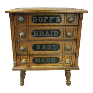 Goff's Braid Chest of Drawers, 1800s