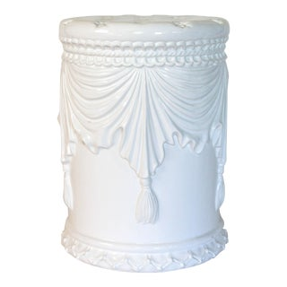 Italian Garden Stool For Sale