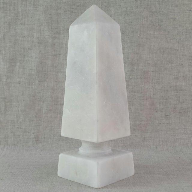 Marble Pedestal Obelisk - Image 2 of 7
